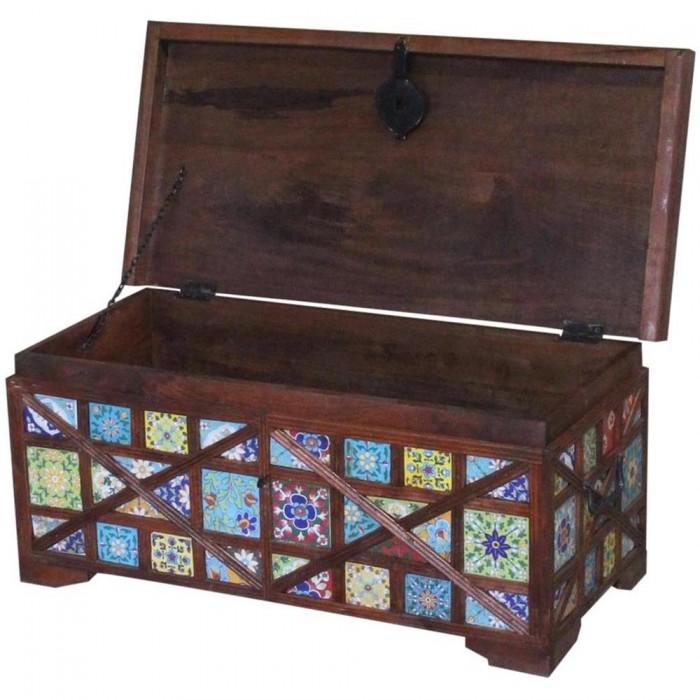 La cassapanca in legno arredamento e storia etnicart blog for Cassapanche legno