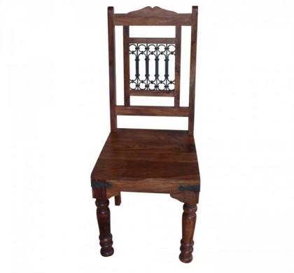 Sedie in ferro battuto da interno e da esterno