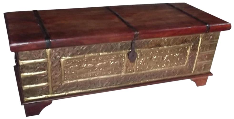 Cassepanche in stile etnico etnicart for Cassapanche piccole legno