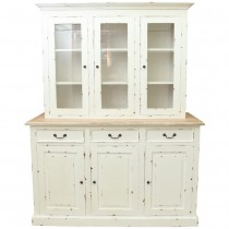 Mobile dispensa cucina shabby chic