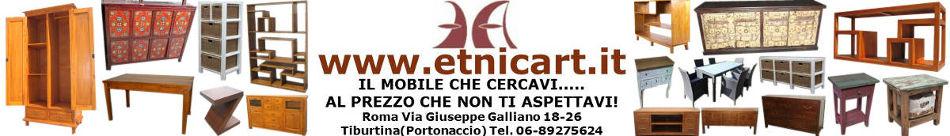 Mobili etnici online etnicart